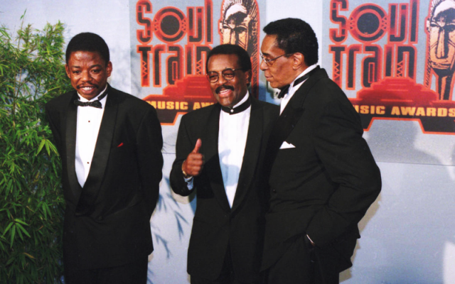 Soul Train Johnnie Cochran